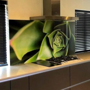 Printed glass - Splashbacks & Wallcladding