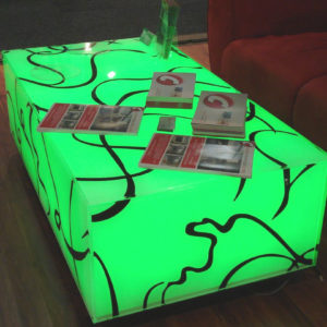 Other UV Bonding Applications & Glass Furniture