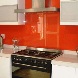 Coloured Glass - Splashbacks & Wallcladding
