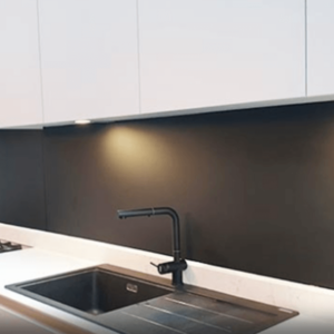 EVAlam Splashbacks – METAL Finish
