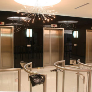 Lift Surrounds & Interiors – Various Colours