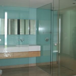 Shower & Bathroom Area's – Various Colours